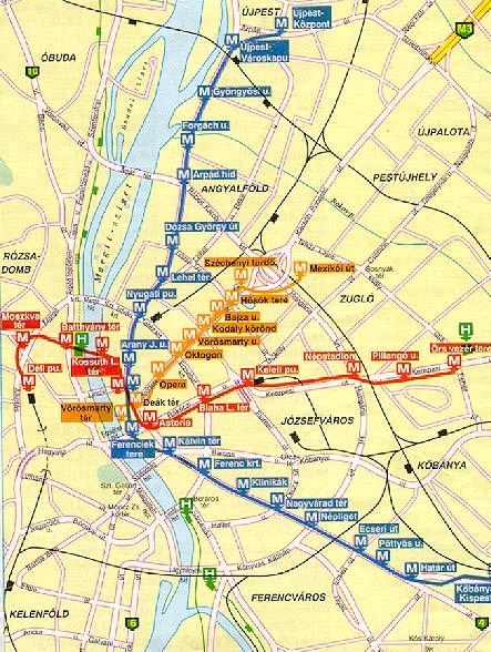 Budapest, Ungern: