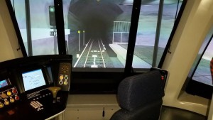 MTR simulator